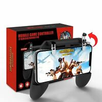 W10 Wireless Controller Gamepad Remote Joystick for iPhone Android PUBG Mobile