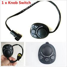 12V/24V Blk Switch Knob Parking Heat Controller For Car Track Air Diesel Heater