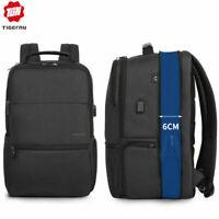 Tigernu Laptop Backpack  Expandable backpack Travel Backbag  Male Bag Anti thief