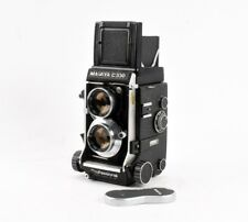 Mamiya C330 Professional Medium Format TLR Film Camera 105mm Lens And Cap Ex+++