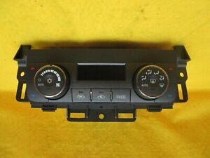 2007 Buick Lucerne CXL AC Heat Temperature Climate Control Switch PN 15892086