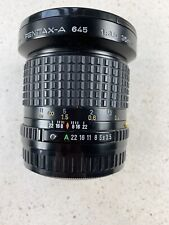 Pentax-A 1:3.5 35mm Objektiv/Lens | 645