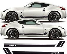 Nissan 370Z Side Stripes Decals Autocollants Toute Couleur 370 Z