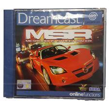 Videojuegos de carreras Sega Dreamcast SEGA
