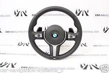 BMW 1 2 3 X3 X5 X6 F20 F30 F34 F25 F15 M style steering wheel paddles HEATED
