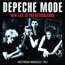 DEPECHE MODE 'NEW LIFE IN THE NETHERLANDS' (Amsterdam 1983) CD (31st July 2020)