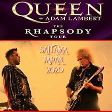 QUEEN ADAM LAMBERT LIVE JAPAN  2020 2 CD THE RHAPSODY TOUR