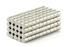 200pcs 3mm X 3mm Neodymium Disc Super Strong Rare Earth N35 Small Fridge Magnets