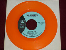 "THE RONETTES ""Do I Love You?"" Philles 121 Orange Wax!"