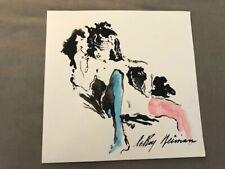 LeRoy Neiman - Signed/Original - Portrait/Watercolor of a Woman - MAKE OFFER !!