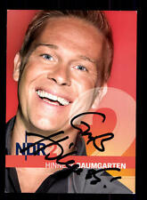 Hinnerk Baumgarten Autogrammkarte Original Signiert # BC 106780