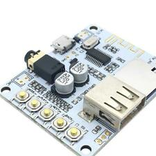 USB DC 5V Bluetooth Audio Receiver Board with USB TF card Decoding output A7-004