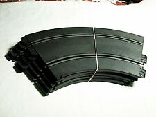 5 PIECES OF 1966 VINTAGE STROMBECKER 1/32 SCALE SLOT CAR CURVE TRACK