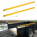 2 Sided Trailer Tailgate Liftgate Ramp Lift Assist System 300 Pounds