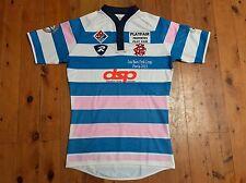 Match Worn Player Issue Edinburgh Academy Accies Scotland #16 Rugby Jersey Shirt