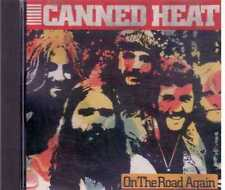 Canned heat On The Road Again Cd