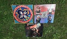 """Hard rock/Heavy Metal vinyls Kiss andWhite Tiger """"Year of the Tiger"""""""