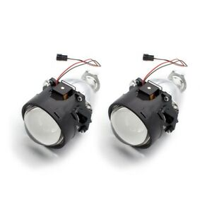 "2.5""inch universal Car Headlights mini Bi Xenon Bi-xenon HID Projector Kit Lens"