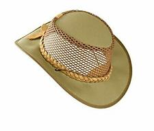 Canvas breezy Hat Cowboy/Outback/Aussie Style Hand Crafted South Africa