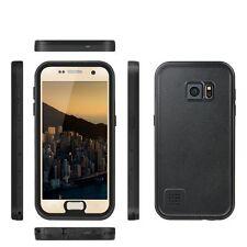 Coque Samsung Galaxy S7 LOVE MEI SWIM CASE - antichoc et Waterproof -noire