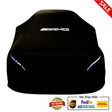 Color : B, Size : 2010 AMG S 65 Thick and Cotton Velvet Hood LLHGYY Car Covers Compatible with Mercedes-AMG Class S AMG Can Adapt to All Kinds of Weather