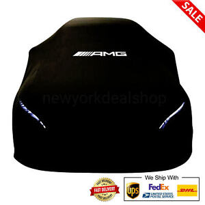 Mercedes AMG - Car Cover - AMG - E C A Class Dust Proof Car Cover Fast