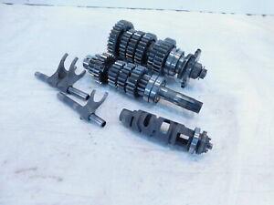 1999-2007 Suzuki GSX1300R Hayabusa Busa Transmission Gears Shifter Drum & Forks