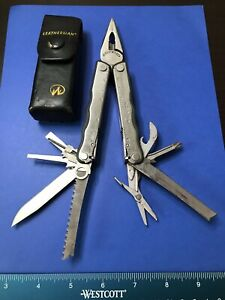 Leatherman BLAST multitool Rare Variant New Collectible when New