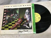 THE J. GEILS BAND - FREEZE- FRAME  LP VINYL RECORD ALBUM Very Good Free Ship