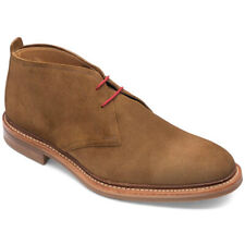 Loake Sandown Suede Leather Casual Smart Lace-Up Chukka Ankle Mens Boots