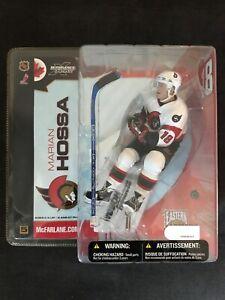 Marian Hossa – Ottawa Senators - McFarlane NHL Series 5 Canada-Only Release