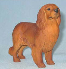 Cavalier King Charles personnage chien chiens personnage figurine North Light Terrier Ruby
