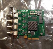 DekTec DTA-2144 R3 Quad ASI/SDI input output adapter PCIe