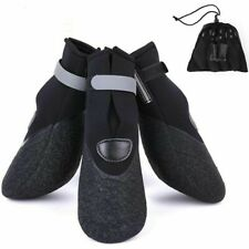 Dog Shoes Durable Waterproof Breathable Reflective Winter Anti Slip Puppy Boots