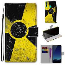 For Huawei P Smart 2021 Y9A Y7A 10X Lite Flip Magnetic Leather Wallet Case Cover