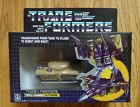 TRANSFORMERS G1 Blitzwing Reissue Triple Changer SEALED NEW🇺🇸USA MISB! For Sale