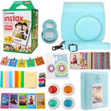 Fujifilm INSTAX Mini Instant Film Twin Pack + Camera Accessories Kit  For Mini 9