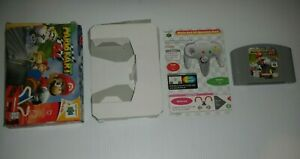 AUTHENTIC! Mario Kart 64 - GAME & BOX  - NINTENDO 64  723a