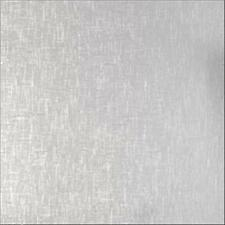 10 Sheets A4 Silver Linen Textured Card 250gsm NEW
