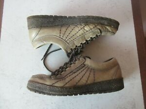 chaussures homme mephisto en cuir beige taille 44.