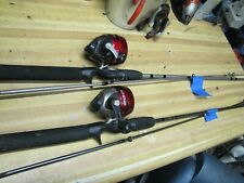 Zebco 404 And 202 Rod/Reels