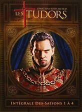 The Tudors - Complete Seasons 1 to 4 [11 Disc-set Blu-ray] Region-free