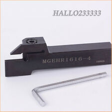 Mgehr1616-4 External Grooving Cut-Off Tool Holder for 4mm Width Mgmn400 Insert