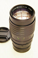 135mm f2.8 Prime lens for your Olympus o Panasonic Micro 4/3 camera     Hanimex