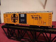"""Athearn HO Gauge  Boxcar """" Santa Fe  """"  vintage 1970    7 """" in length"""