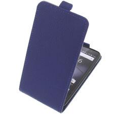 Tasche für Gigaset GS160 / GS170 FlipStyle Handytasche Schutz Hülle Flip Blau