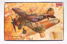 1/48 Aircraft WWII Gloster Gladiator Mk.l  Roden 408 Model kit