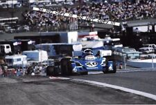 9x6 Photograph Jacques Laffite , Ligier-Matra JS5 , Spanish GP  Jarama 1976