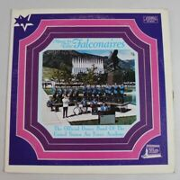 Falconaires , Music By The Falconaires, vinyl LP United States Air Force Academy