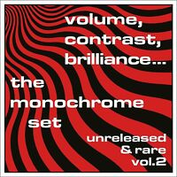 THE MONOCHROME SET - VOLUME,CONTRAST,BRILLIANCE:VOL.2  CD NEU